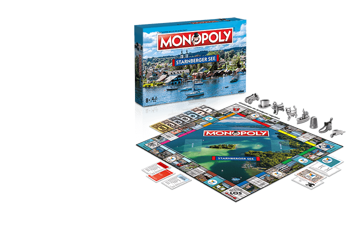 MONOPOLY Starnberger See